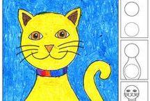 tekenen dieren