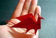 Origami / Different origami diy's