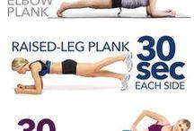 Bauch-Beine-Po-Training