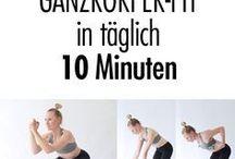Trainingspläne unter 10 Minuten