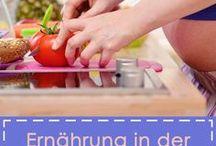 Schwangerschaft - Ernährung / Richtige Ernährung in der Schwangerschaft, verbotene Lebensmittel, Ernährungsprobleme ...
