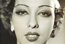 Beauty/Old Hollywood Glamour / Old hollywood beauties / by Nicole Malonson