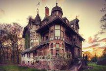 Places I Would Live / Cool, fantastical, creepy...places I would live.