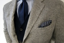Style/My Husband's Swag Fashion / Men's fashion, suits, tailored clothing for men, swag  / by Nicole Malonson
