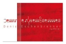 Denis Eschenbrenner, luthier / http://www.eschenluthiers.fr/
