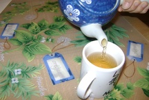 Natural Teas / Natural teas that are remedies for everyday pains.