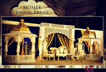 Wedding Stages / Creative indian wedding stages.  Suitable for Bengali, Punjabi and Gujarati weddings.  Available to hire for weddings and events throughout London.  Find out more www.mubarakweddings.co.uk