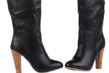 Style/Booted / shoes, boots, shoe fashion / by Nicole Malonson