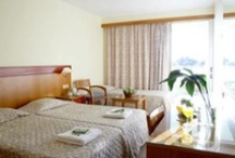 Accomodation / Single, Double, Triple & Bungalow Family  Rooms at Avra Beach Resort Hotel & Bungalows