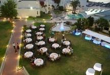 Inner Wheel Reception / Inner Wheel Reception at Avra Beach Resort
