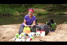 Hiking Food / Full day food options, ratpacks and miscellaneous munchies out on the track.