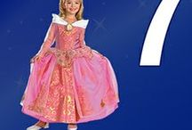 Princess Costumes for Girls / Lots of ideas for dressing up and Costume Parties.  If your little girl has been invited to a fancy dress party  and wants to be a Princess for the day there are so many dresses to choose from. This board shows some of my favourite Princess costumes from storybook character costumes to historical Princesses.   These outfits are also great for imaginative play at home.