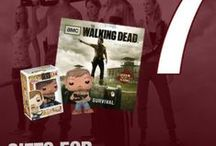 Gifts for Walking Dead Fans / Gift ideas for fans of the Walking Dead TV series