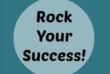 Rock Your Success! / Career and Life Strategies for Women Professionals on the Rise!  www.coachbeena.com
