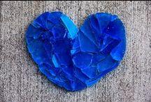 Something Blue / All things blue. #creativeinspo #moodboard