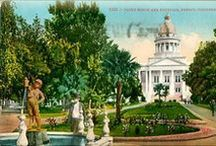 Fresno, CA Yesteryears / Whoo-hoo! Old FRESNO, CA. A nostalgic look at the city from its early pioneer days thru the 1960's-70's.
