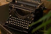 Literary Inspiration / Quotes, writing tips, words that inspire.  Great literary pins from many different sources.