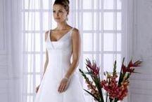 Robe De Mariée Simple / Robe De Mariée