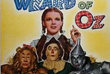 The Wizard Of Oz / c.1939 Movie ~ Original book written by L. Frank Baum ~ Distribution of movie by: Metro-Goldwin-Mayer ~ Director: Victor Fleming ~ Producer: Mervyn LeRoy / by Cindy Wright Lyons
