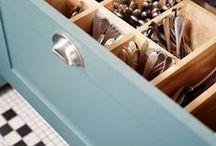 Ducks in a Row / Getting organized!