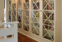Feature Walls / Decorative walls for the home.