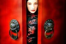 Lotus Dreams Poetry &  Art / Beautiful Asian imagery paired with modern haiku and tanka poetry by Michael McClintock.