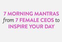 Women & Business / Women, leadership, and boldness.