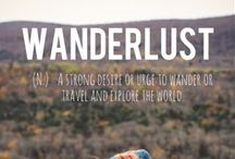 Adventure & Explore / The need to travel, explore, and see the unknown.