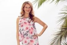 Collection: Floral Couture / David Emanuel's new spring collection
