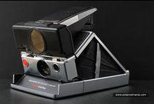 Instant Photo Cameras / Instant photography cameras, all brands : Polaroid, Fujifilm...