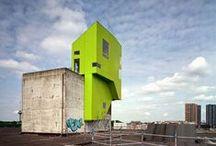 παρασιτική αρχιτεκτονική | parasite architecture