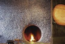 Interior Textures / Texture is an important element in creating a beautiful interior.  Everything can't be flat or the same. / by Decor Girl - Lisa M. Smith - Interior Design Factory, Ltd.