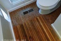 Floors to Inspire / by Decor Girl - Lisa M. Smith - Interior Design Factory, Ltd.
