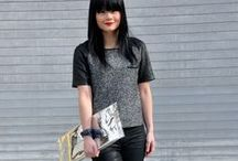Street chic / eye spy  / by Gina Subki