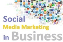 Social Media for Business Infographics / Board covering infographics on the topics of Social Media, Marketing Tips And Tricks Useful Business Websites, Articles Social Media Marketing, Blogging, SEO and Technology