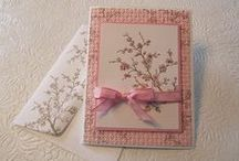 Card Ideas SU Easter Blossoms  / not just for Easter  (Occasions Mini 2011)    
