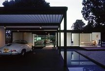 MCM & Case Study Houses / Mid Century Modern Architecture and Case Study houses have something to teach us about space and relationships.  Notice how everyone wants an open plan today, this is where it came from.  Less is more and open is inviting. / by Decor Girl - Lisa M. Smith - Interior Design Factory, Ltd.