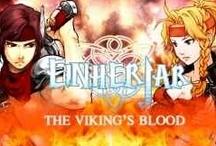 Einherjar - The Viking's Blood / http://www.ein-herjar.com Einherjar is a browser-based game combining turn-based tactic and RPG elements.