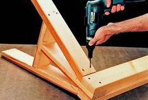Woodworking / by Otis Hill