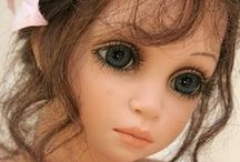 Collectible DOLLS  / by Donna Kelso