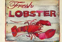 Lobster Bake...   <3 / by Shawn Cox