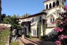 Palm Beach Style / Colors, architecture, elements which reflect the easy breezy coastal enclave where manners matter, decorum is an art, and jewels are okay with Lilly.  / by Decor Girl - Lisa M. Smith - Interior Design Factory, Ltd.