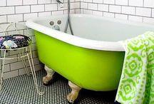 Bathroom / by Stephanie Schwarz
