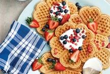 Who wants breakfast?