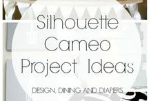 Sillhouette Projects / by Katie Blair