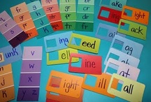 Sight Words and Word Work (cvc, blends, digraphs, vowels)