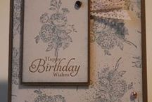 Card Ideas SU Best Of Flowers / by Suzanne Corrigan