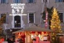 Natale 2013 in #Puglia / Mercatini, luci e addobbi iniziano a farci respirare la magia della festa del #Natale. Una festa che, in tutta la #Puglia, è un'occasione per rivivere il folclore e riscoprire i sapori del cibo e dei dolci fatti in casa. Le strade si animano, nei paesi e nelle città gli artigiani rinnovano la tradizione dei presepi, mentre concerti e rappresentazioni teatrali ci trasmettono il calore della festa. Volete entrare nel vivo del clima natalizio pugliese? Scoprite con noi gli eventi in programma.