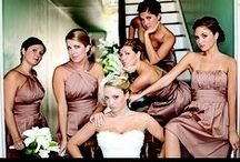 Wedding for the Girls / Bridesmaids, maid of honour, mother of the bride, mother of the groom etc dresses / by Amy Metzler
