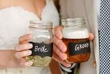 Bride and Groom / Ideas so bride and groom can remember the day / by Amy Metzler